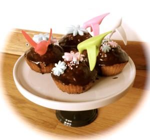 cupcake-glacagechoco