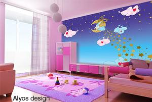 Alyos design chambre enfants