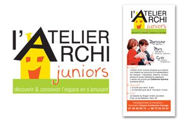 Atelier archi juniors