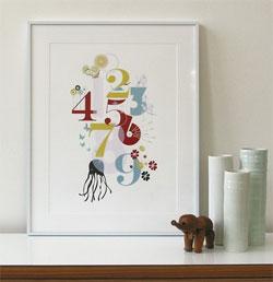 binth poster alphabet