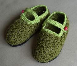 chaussons de Zélie