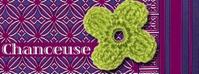 Fleur de laine Chanceuse