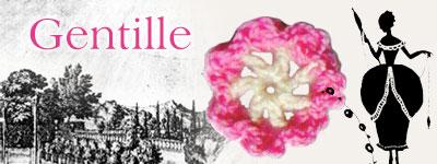 fleur de laine gentille