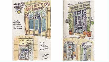 France, Aix en Provence