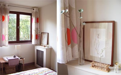 chambre rue des Annelets