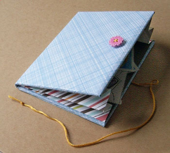 pochette a timbres