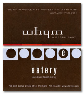 Whym Eatery